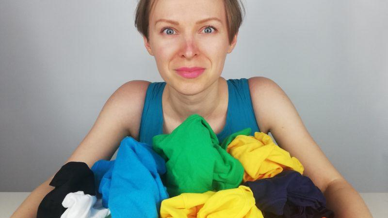 Jak się robi pranie?